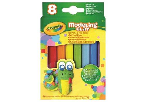 Crayola Crayola Boetseerklei Klassieke Kleuren