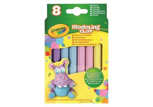 Crayola Crayola Modeling Clay Pastel Colors