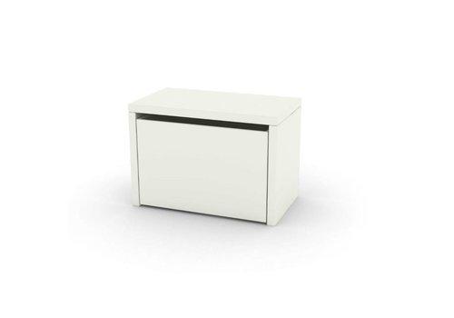 Flexa Flexa Bench And Storage Chest White