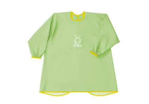 BabyBjörn Babybjorn Long Sleeve Bib Green