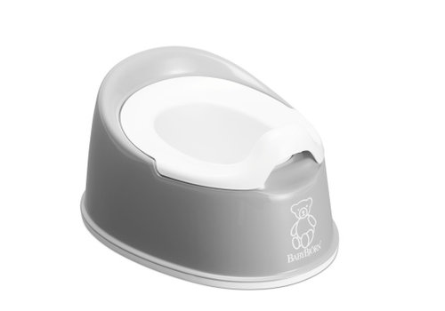 BabyBjörn Babybjorn Smart Potty Grey