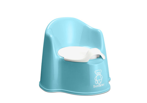 BabyBjörn Babybjorn Potty Chair Turquoise