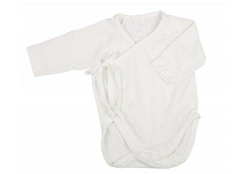 Laranjinha Laranjinha Bodysuit Off-white