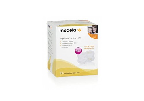 Medela Medela Nursing Pads Box 60 Pieces