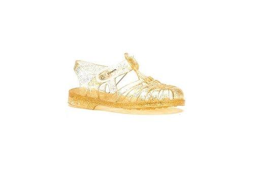 Meduse Meduse Sandal Gold Glitter