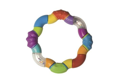 Nuby Nuby Rattle And Teething Chain