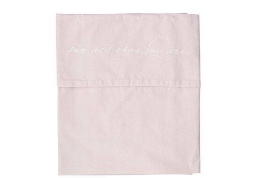 """Koeka Koeka Laken Bed """"For You"""" Water Pink"""