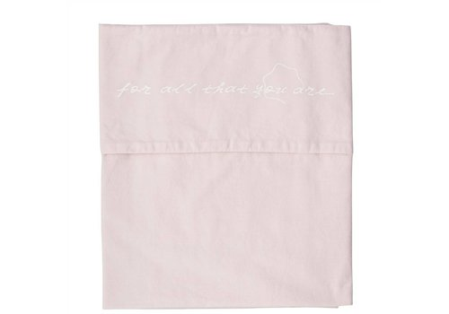 "Koeka Koeka Sheet Bed ""For You"" Water Pink"