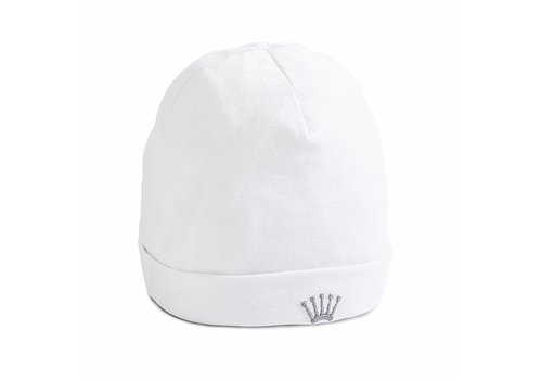 My First Collection First Hat Crown White