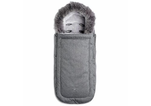 My First Collection First Footmuff Grey