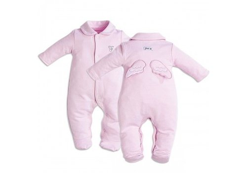 My First Collection First Pyjamas Pink With Angel Wings
