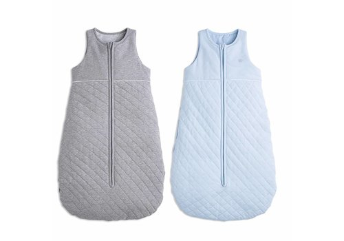 My First Collection First Sleeping Bag Jersey 75 cm Grey