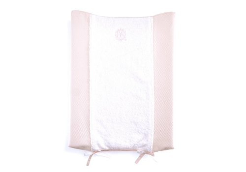 Theophile & Patachou Theophile & Patachou Cover Changing Pad Quilted Royal Pink