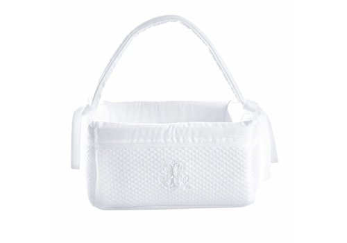 Theophile & Patachou Theophile & Patachou Care Basket Jersey Royal White