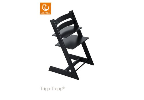 Stokke Stokke Tripp Trapp High Chair Black