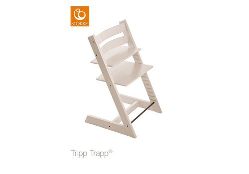 Stokke Stokke Tripp Trapp High Chair Washed White
