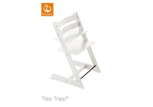 Stokke Stokke Tripp Trapp High Chair White
