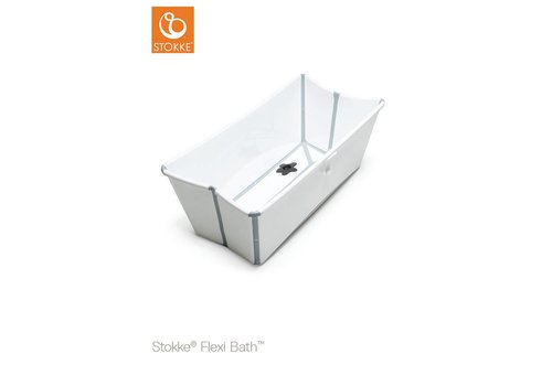 Stokke Stokke Flexi Bath White