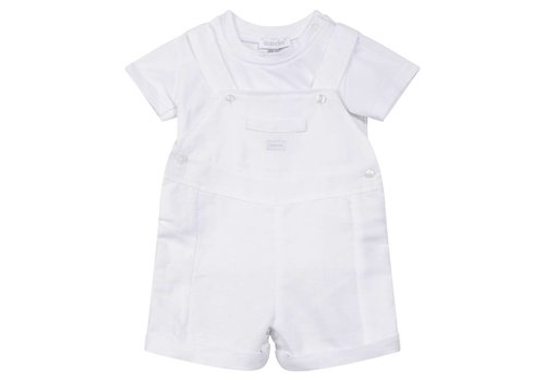 Absorba Absorba Outfit Logo Chest White