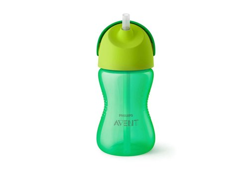 Avent Avent Drink Cup With Straw Boy 300 ml Green