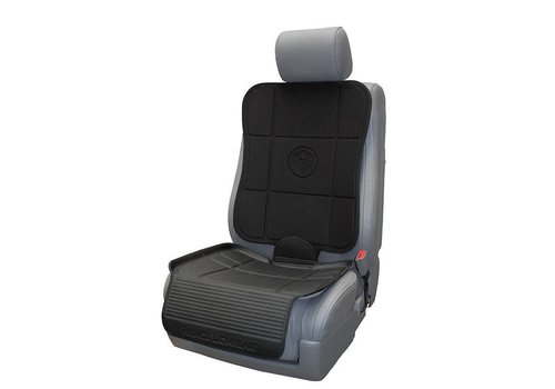 Prince Lionheart Prince Lionheart Seat Protector 2 Stage Black - Grey