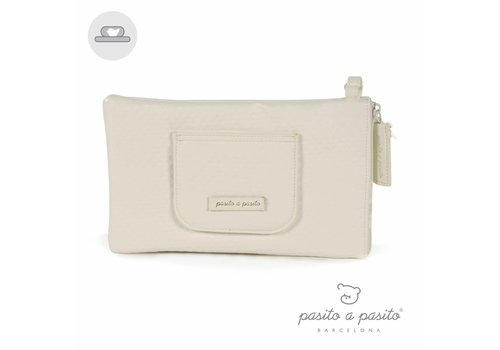 Pasito A Pasito Pasito A Pasito Cover Baby Wipes Cotton Off-white