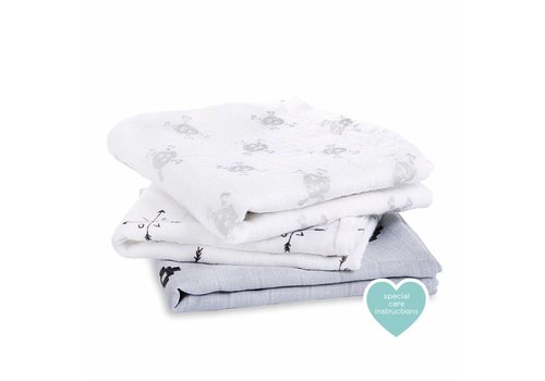 Aden & Anais Aden & Anais Swaddle Musy Lovestruck 3-Pack