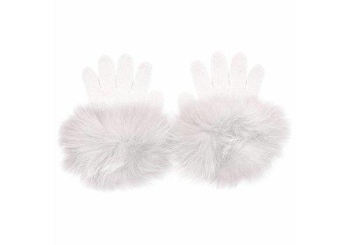 Monnalisa Monnalisa Gloves White