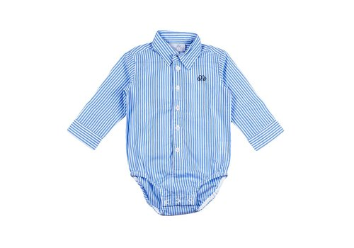 Natini Natini Body Shirt Stripes Blue