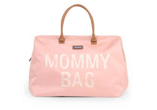 Childhome Childhome Mommy Bag Big Pink
