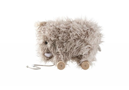 Kids Concept Kids Concept Pull Toy Mammoth