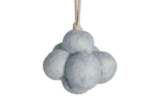 Loullou Loullou Baby Cloud Blauw