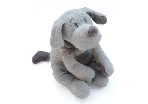 Dimpel Dimpel Music Cuddly Toy Fifi 30 cm Light Grey