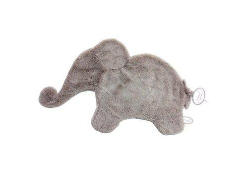 Dimpel Dimpel Cuddle Cloth Tuttie Elephant Oscar Long Hair Beige