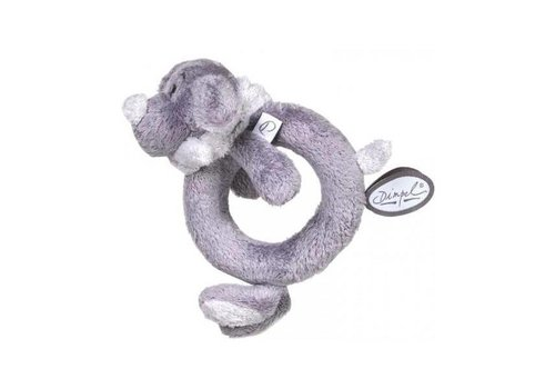 Dimpel Dimpel Rattle Fifi Anthracite