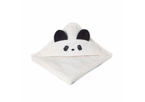 Liewood Liewood Hooded Towel Panda