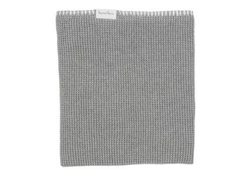 Koeka Koeka Baby Crib Blanket Vizela 75X100 Grey
