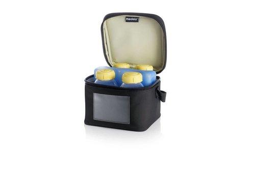 Medela Medela Cooler Bag With Bottles + Cooler Pack