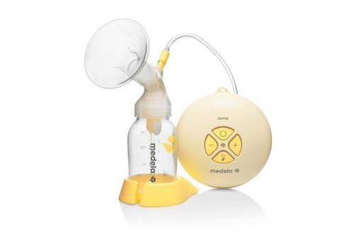 Medela Medela Swing Breast Pump With Calma