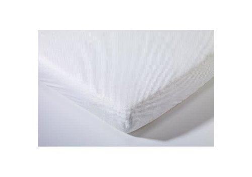 Aerosleep Aerosleep Fitted Sheet 75 x 95 White