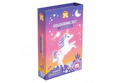 Tiger Tribe Bertoy Color Set Unicorn Magic