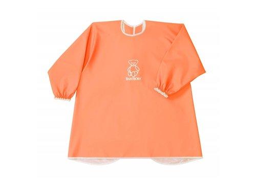 BabyBjörn Babybjorn Long Sleeve Bib Orange