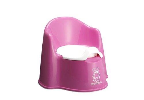 BabyBjörn Babybjorn Potje Zetel Roze