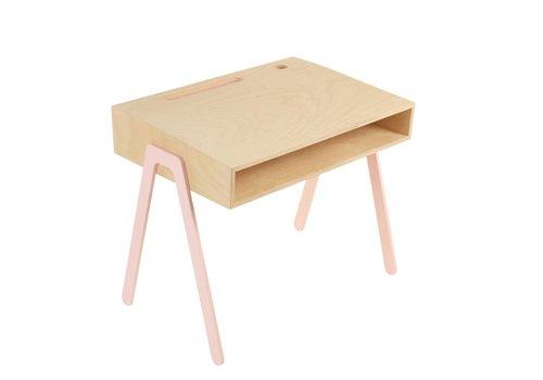 In2wood In2wood Desk Pink