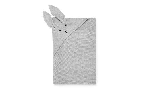 Liewood Liewood Deken Rabbit Dumbo Grey