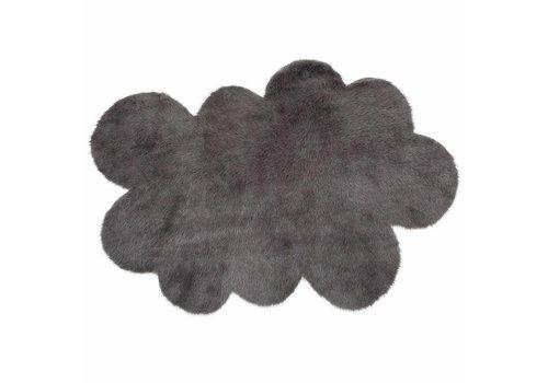 Pilepoil Pilepoil Tapijt Grote Wolk 140 x 200 cm Grijs Fonce