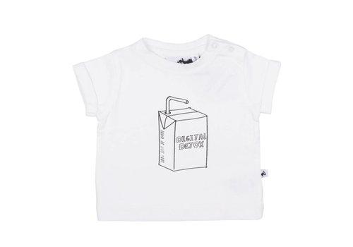 Cos I Said So Cos I Said So T-Shirt Short Sleeves Digital Detox White