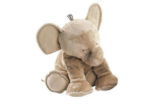 Tartine Et Chocolat Tartine Et Chocolat Cuddly Toy Elephant 25 cm Taupe
