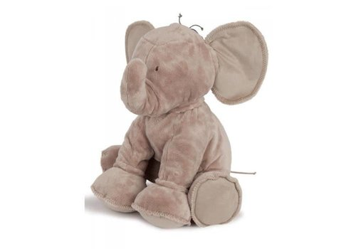 Tartine Et Chocolat Tartine Et Chocolat Cuddly Toy Elephant 90 cm Taupe
