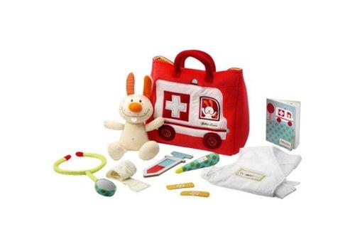 Lilliputiens Lilliputiens Ambulance Handbag